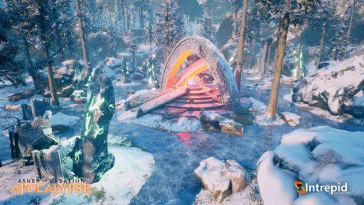 Ранний доступ для тестирования режима Battle Royal в Ashes of Creation Apocalypse подходит к концу