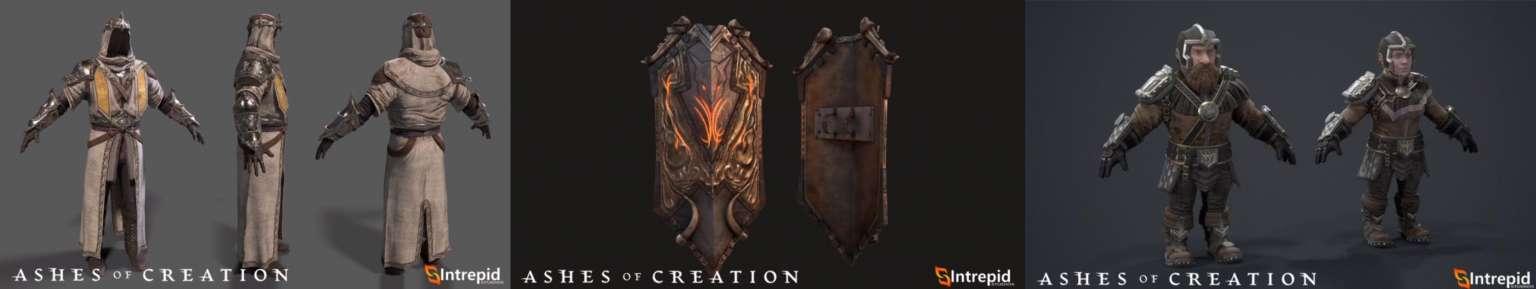 Перевод стрима Ashes of Creation от 28.08.2020