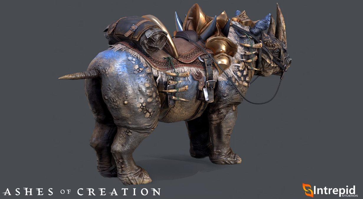 Перевод стрима Ashes of Creation от 22.12.2020